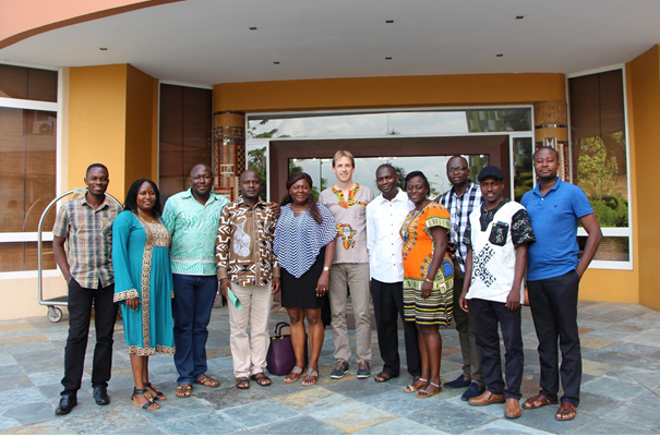 AGGN Senior fellows at the MIASA opening conference