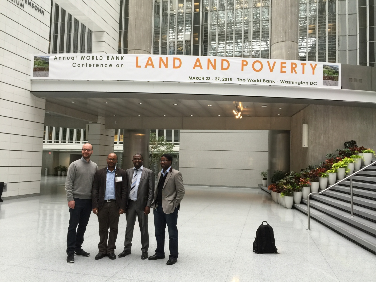AGGN members in Washington