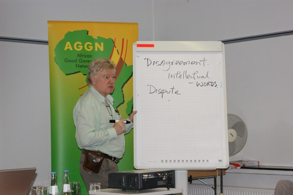 Skills training on conflict analysis | Bonn Workshop