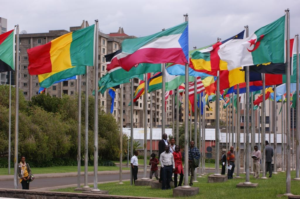 Visiting UN Economic Commission of Africa (UNECA) | Addis Ababa Workshop