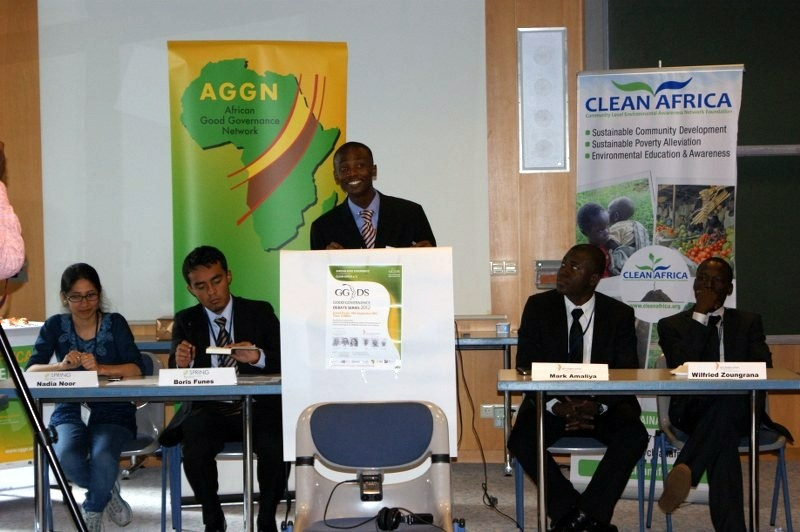 Good Governance Debate Series Finals | AGGN Workshop Freiburg 2012