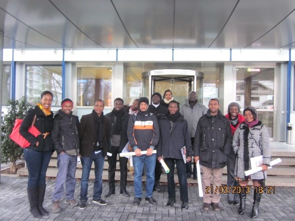 Visiting DAAD Headquarter | Bonn
