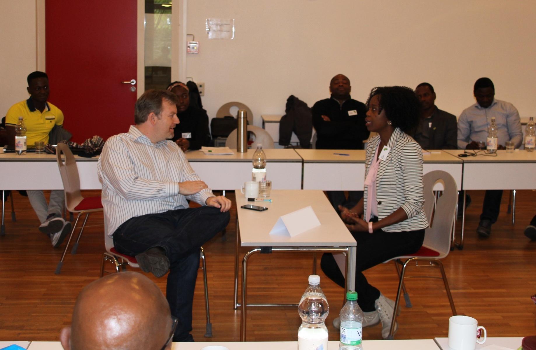 Skills-training on conflict management
