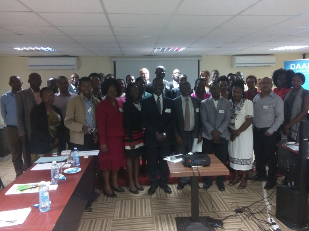 East African Chapter meeting in Nairobi
