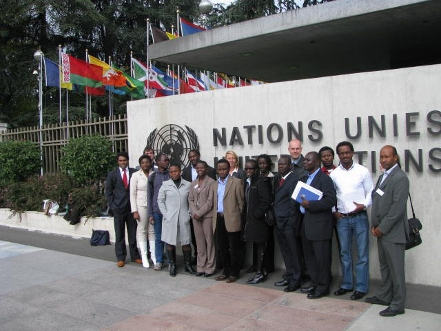 Visiting the United Nations | Geneva Workshop