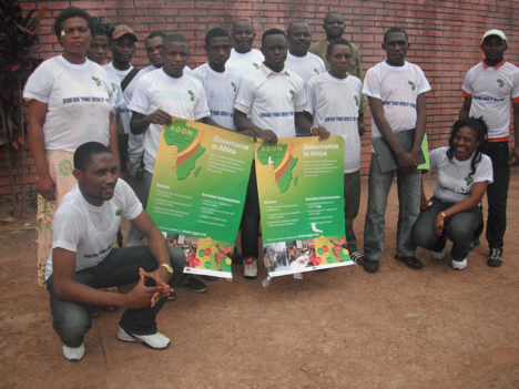 "Participants of ""Beyong being pygmies"" project 