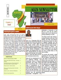 Cover AGGN Newsletter June 2014
