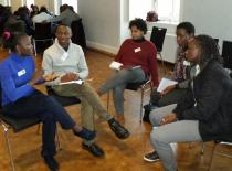 Group discussion | AGGN Helmstedt