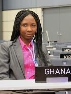Sandra Kemeh Disaster Risk Reduction Junior Professional